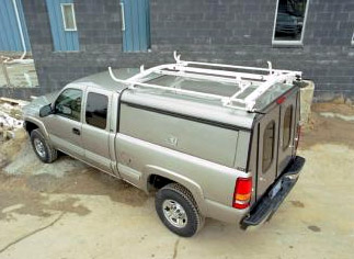 Grip Lock Ladder Rack
