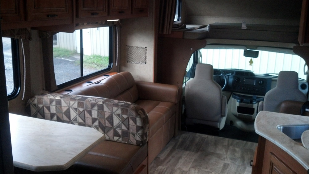 Four Seasons Rv >> Four Season Rv Rentals Service Van Equipment Rv Specialist